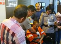 Kabur dari Rutan, Tahanan Polresta Malang Kota Dibantu Pacarnya