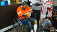 Tahanan Kabur dari Rutan Polresta Malang Setelah Berhasil Curi Gergaji Besi