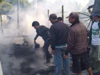 Ibu dan Anak Tewas Akibat Kebakaran Rumah di Humbang Hasundutan