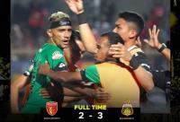 Bhayangkara FC Atasi Badak Lampung, Kalteng Putra Imbangi Persipura