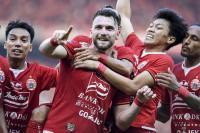 Kalahkan Madura United 4-0, Persija Jakarta Pastikan Lolos dari Jerat Zona Degradasi