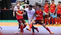 Pelatih Baru Blacksteel Bandingkan Gaya Main Liga Futsal Thailand dan Indonesia