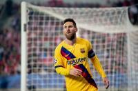 Alguacil Berharap Messi Alami Kesialan saat Sociedad Bersua Barcelona