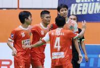 Bintang Timur Surabaya Bantai Bank Sumut Delapan Gol Tanpa Balas