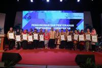 Getol Kampanyekan Makan Ikan, Atalia Ridwan Kamil Raih Penghargaan dari KKP