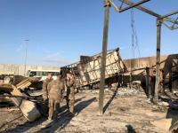 11 Tentara AS Terluka Dalam Serangan Rudal Iran