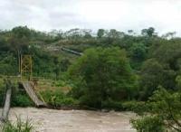 Kronologi Putusnya Jembatan Gantung yang Menewaskan 4 Remaja