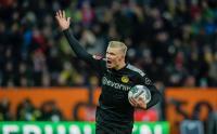 Lakoni Debut dengan Dortmund, Haaland Cetak Hattrick