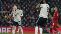 Tampil Buruk saat Hadapi Liverpool, Martial Dinilai Tak Layak Berada di Skuad Man United