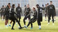 Zidane Tak Peduli Lini Depan Madrid Melempem asal Semua Pemainnya Bisa Cetak Gol