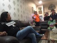 Ibu Tersangka Masih Tak Percaya Anaknya Terlibat Pembunuhan Hakim Jamaluddin