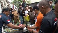 Terungkap di Reka Ulang, Pembunuh Hakim Jamaluddin Coba Hilangkan Barang Bukti