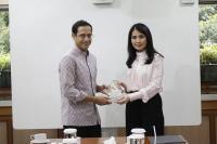 Nadiem Makarim-Liliana Tanoesoedibjo Bahas Kemajuan Pendidikan Indonesia