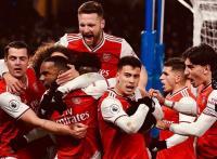 Hasil Imbang Kontra Chelsea Dinilai Tunjukkan Karakter Arsenal
