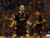 PSM Cukur Lalenok 4-1 pada Leg I Playoff Piala AFC 2020