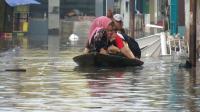 Sungai Citarum Meluap, Ratusan Rumah di Kabupaten Bandung Terendam Banjir