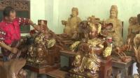 Kerajinan Patung Dewa asal Jepara Diminati hingga Mancanegara