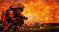 48 Kios Pasar Induk Caringin Bandung Ludes Terbakar