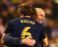 Bawa Madrid Menang atas Valladolid, Nacho Dipuji Zidane