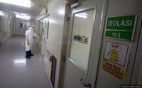 Warga China <i>Suspect</i> Virus Korona di Sorong Berangsur Pulih