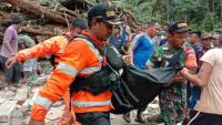 Tim SAR Hentikan Pencarian Korban Banjir Bandang di Tapanuli Tengah