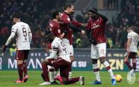 AC Milan vs Torino, Rossoneri Tampilkan Semangat Luar Biasa