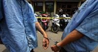 Polisi Ringkus Dua Maling Motor di Kosan yang Terekam CCTV