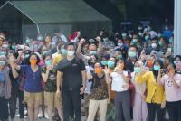 Usai Evakuasi WNI, Kru Pesawat TNI AU Bakal Disambut di Makassar