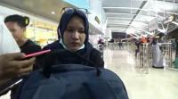Pulang dari China, Mahasiswi Asal Makassar Teruskan Kuliahnya Secara Online