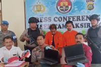 SMK di Bali Dibobol Maling, Barang Berharga Puluhan Juta Rupiah Raib