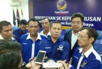 Nasdem Akan Beri Kejutan Terkait Pilwalkot Surabaya Pekan Ini