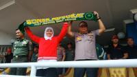 Ucapan Selamat Gubernur Jawa Timur kepada Persebaya Surabaya