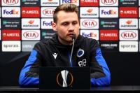 Mignolet Pede Club Brugge Mampu Imbangi Man United
