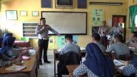 10 Polantas di Wajo Mendadak Jadi Guru Sekolah