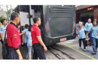 174 Warga Binaan Dipindah ke Gedung Baru Rutan Perempuan Surabaya