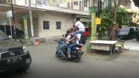 Viral Pelajar SMA Naik Motor Bonceng 5 Orang di Medan, Ini Kata Polisi