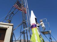 Pilot AS Tewas Setelah Jatuh dengan Roket Buatannya Sendiri
