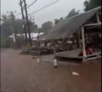 Banjir Bandang Landa Lombok Timur NTB