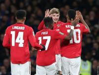 Man United vs Watford, Setan Merah Diminta Unggul Lebih Dulu