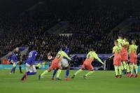 Leicester vs Man City, Rodgers Kecewa The Foxes Tidak Dapat Penalti