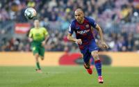 Barcelona vs Eibar, Debut Manis Brathwaite Dinilai Pantas Diganjar Ballon dOr
