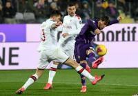 Fiorentina vs Milan, 10 Pemain La Viola Sukses Imbangi Rossoneri