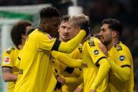 Bremen vs Dortmund, Die Borussen Menang 2-0