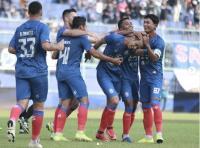 Arema FC vs Barito Putera, Singo Edan Menang Telak 3-0