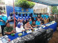 Pabrik Rumahan di Bandung Edarkan Narkoba ke Jawa & Kalimantan