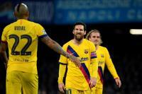 Napoli vs Barcelona, Gattuso Sebut Messi Jadi Biang Masalah