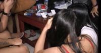 3 Mahasiswi Terjaring Razia Antinarkoba, Miras Impor Disita Polisi