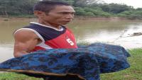 Mandi di Sungai, Bocah 8 Tahun Pulang Tinggal Nama