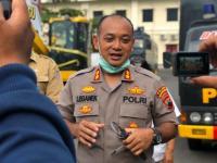 Cegah Covid-19, Polres Karanganyar Tutup Jalan Protokol di Malam Hari