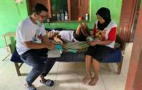 Cerita Anak Bupati Karanganyar Jadi Relawan Penanggulangan Covid-19